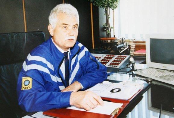 Пішов у вічність керівник Хмельницької АЕС у 1989 – 1997 роках Віктор Григорович Сапронов