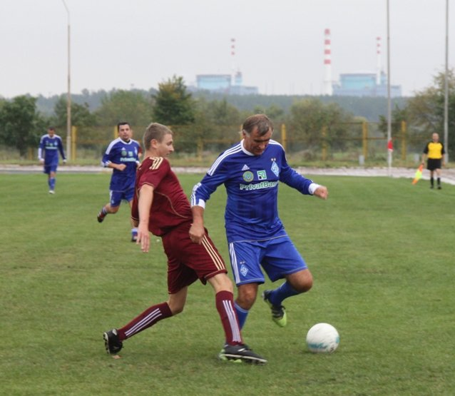 Черговий чемпіонат Хмельниччини в прем'єр-лізі завершився