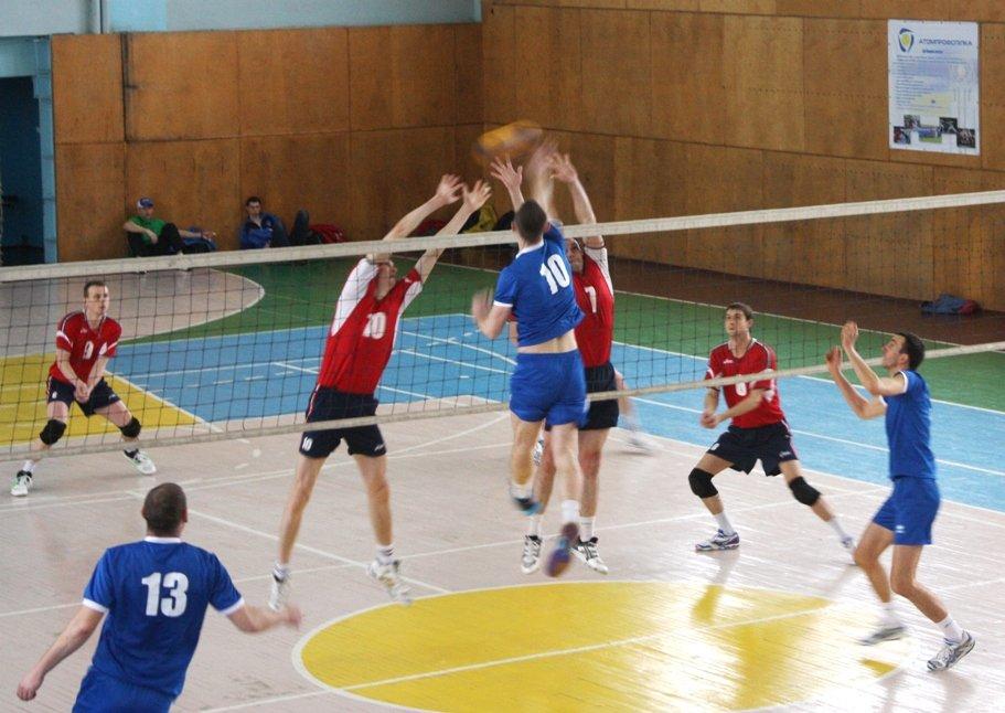Волейбольні пристрасті й здобутки