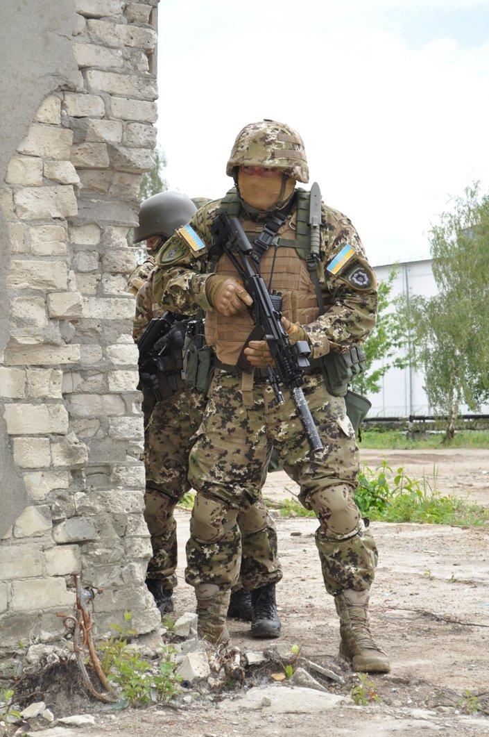 Виповнилося 30 років військовій частині 3043 з охорони ХАЕС - фото 2