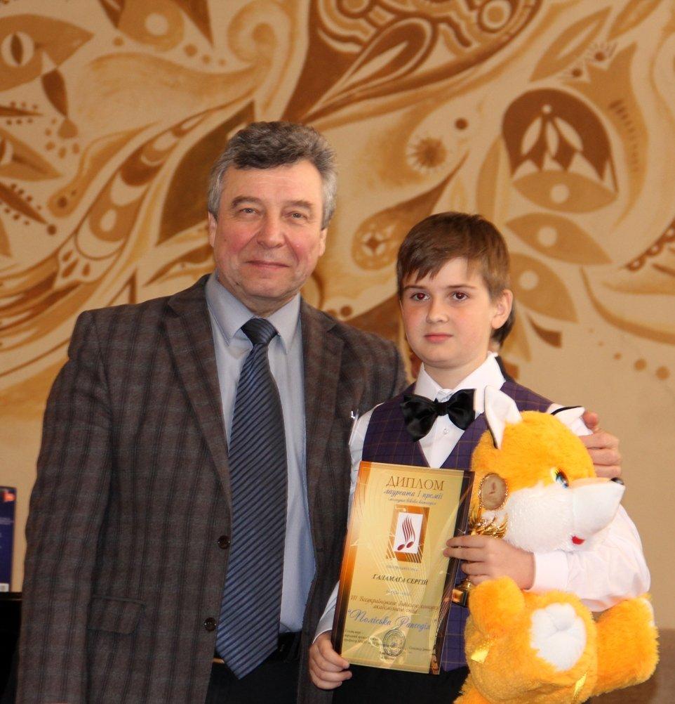 Впевнена перемога Сергія Галамаги