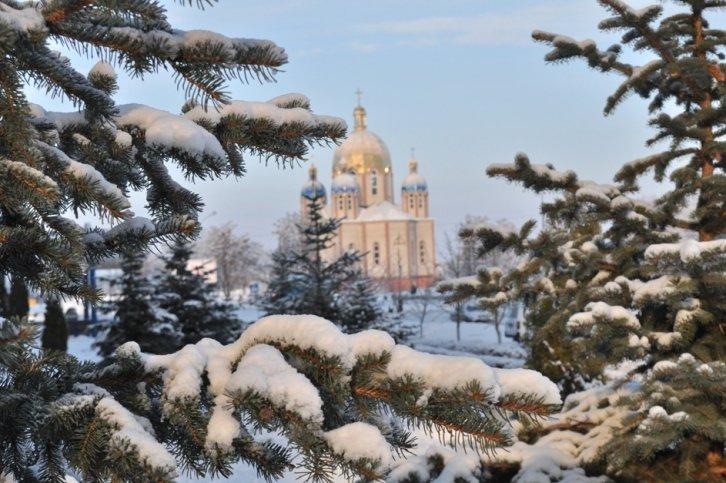 Розклад богослужінь з 6 по 27 січня 2017 р у соборах Нетішина